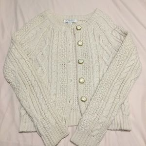 EUC Forever21 knitted Cardigan